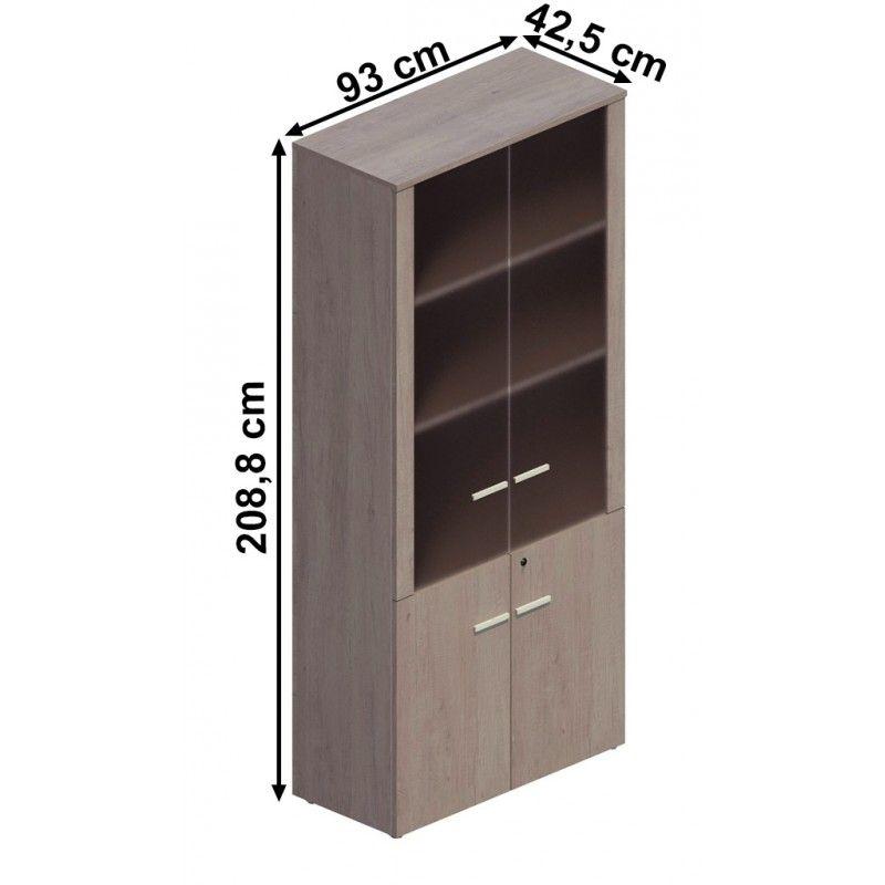 Muebles de oficina granada sillas mesas armarios y for Armarios para despachos