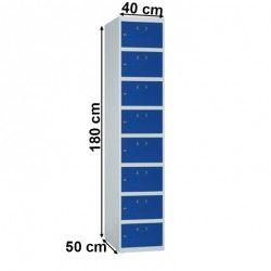 Taquilla Serie ECO Z Ancho 40 cm 1 módulo
