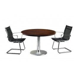 Mesa de reunión redonda