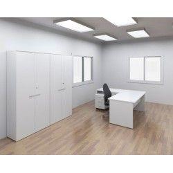 Despacho completo de oficina Tipo D