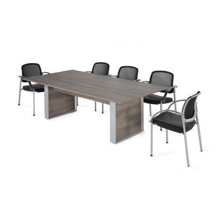 Mesa reunión 220 rectangular serie OMEGA