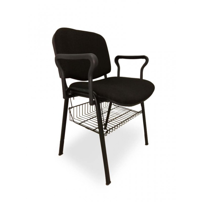 silla 4 patas sin brazos tapizada apila eMBNEKfU