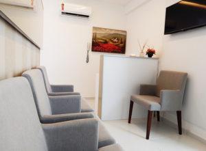 diseñar una sala de espera