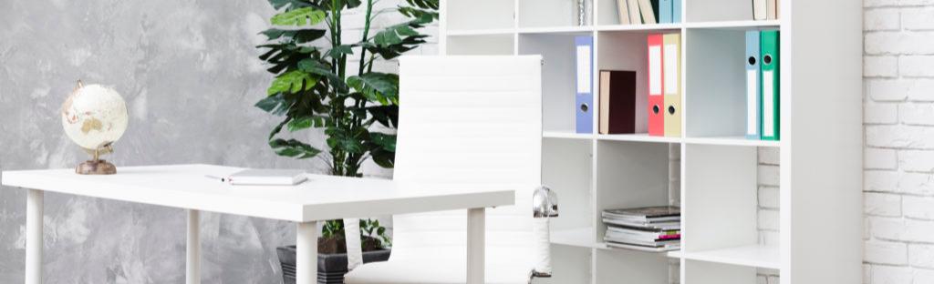 Cómo desinfectar los muebles de la oficina
