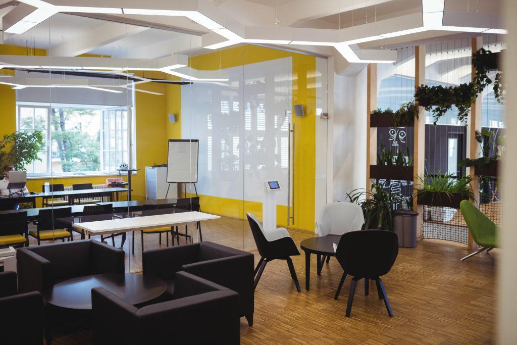 mobiliario para sala de reuniones