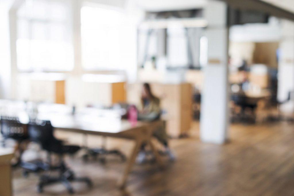 actualizar muebles de oficina