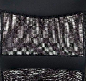 Poliéster-polipiel negra